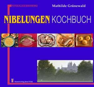 Nibelungenkochbuch, Cover